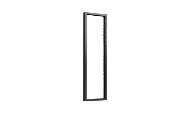 "4OF-42 19"" Open frame 4X, 42U, RAL 9005 - Frame"