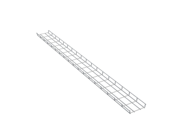 4X Cable tray 140x30mm, for 4IT or 4S free standing racks 42U, 1800 mm