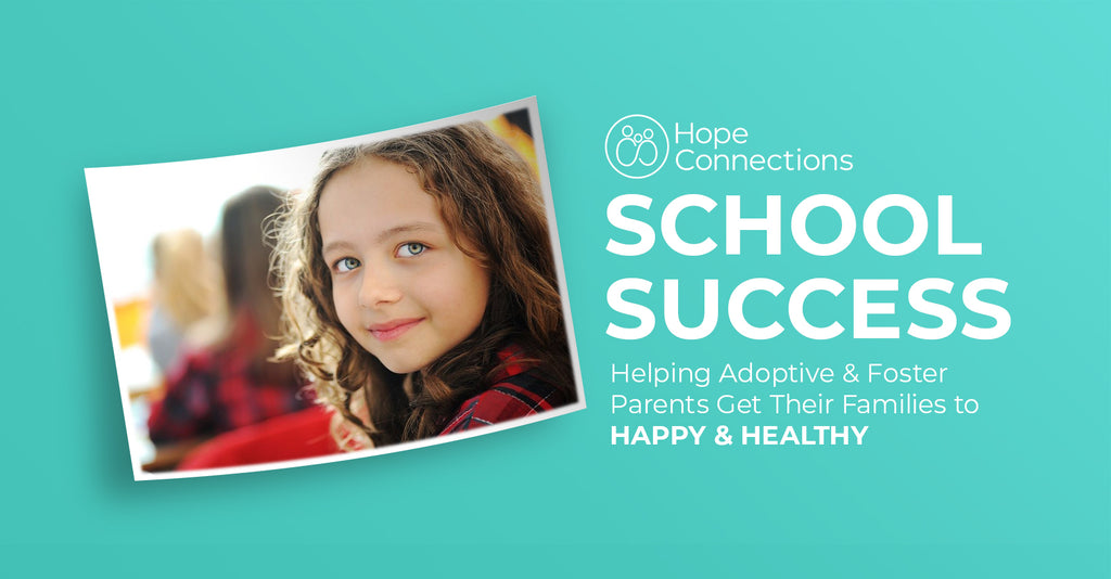 Bundle - Successful School Year for Your Adopted or Foster Child