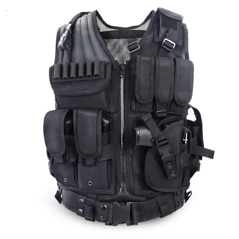 The Military Tactical Vest