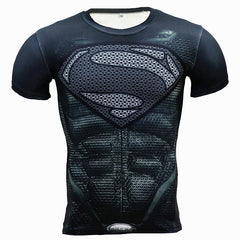 The Fitness Superhero Tee