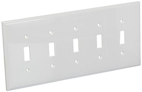 5g Toggle Plate - White