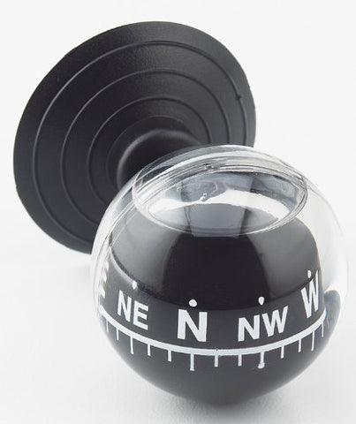 BELL VICTOR PRODUCTS INC Suction Cup Mini Compass 076027003713