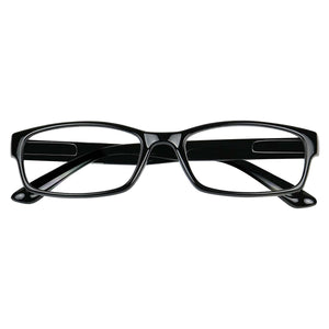 HENRY Classic Rectangular Prescription Spring Hinge Reading Glasses - ShadyVEU