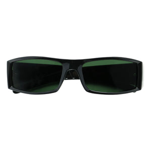 DEAN Slim Sports Wrap Around Polarized Sunglasses - ShadyVEU