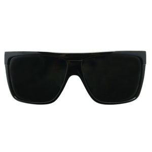 COLE Super Dark Flat Top Mens Sunglasses - ShadyVEU