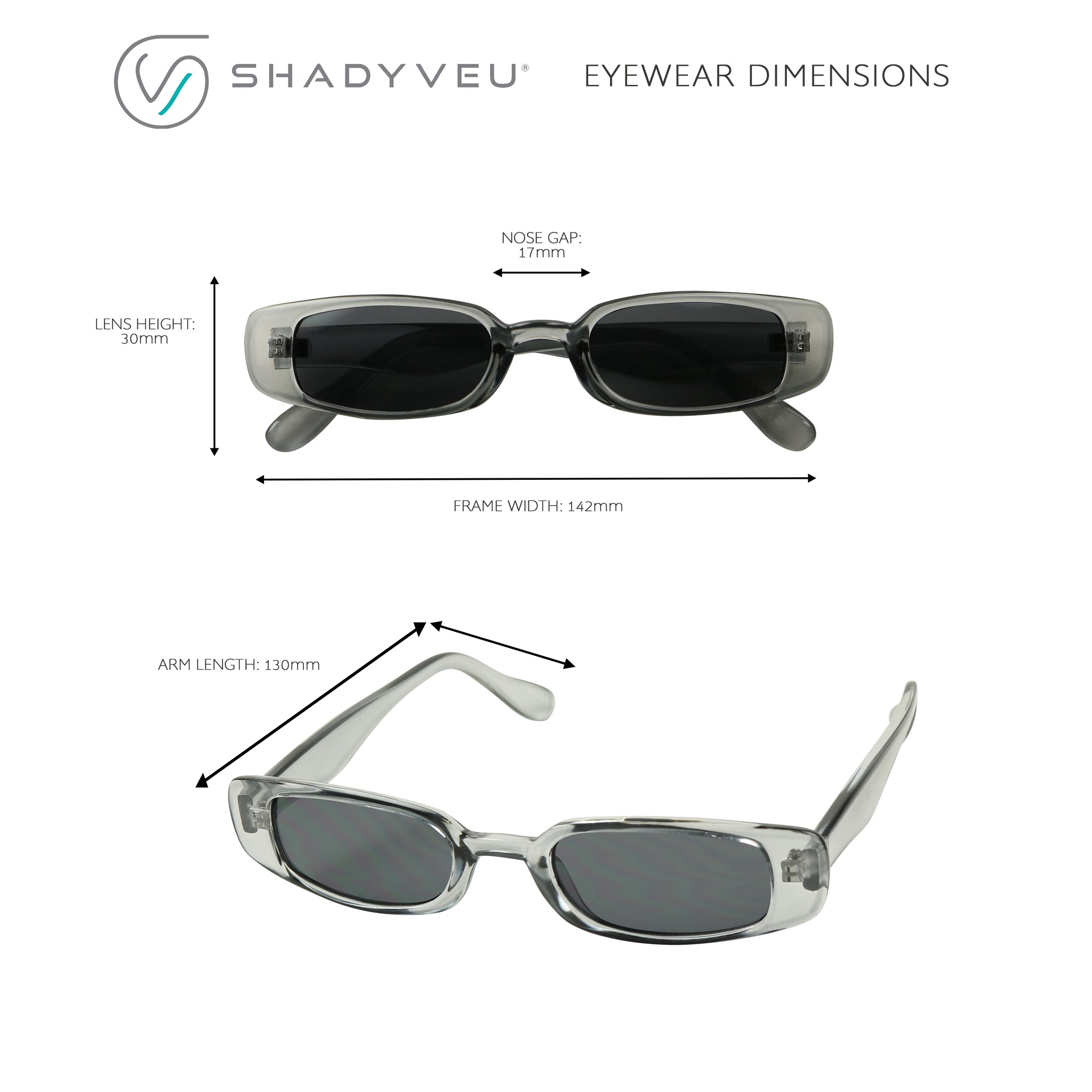 Dxtreme Rectangular Mens Black Vintage Sunglasses Color Details