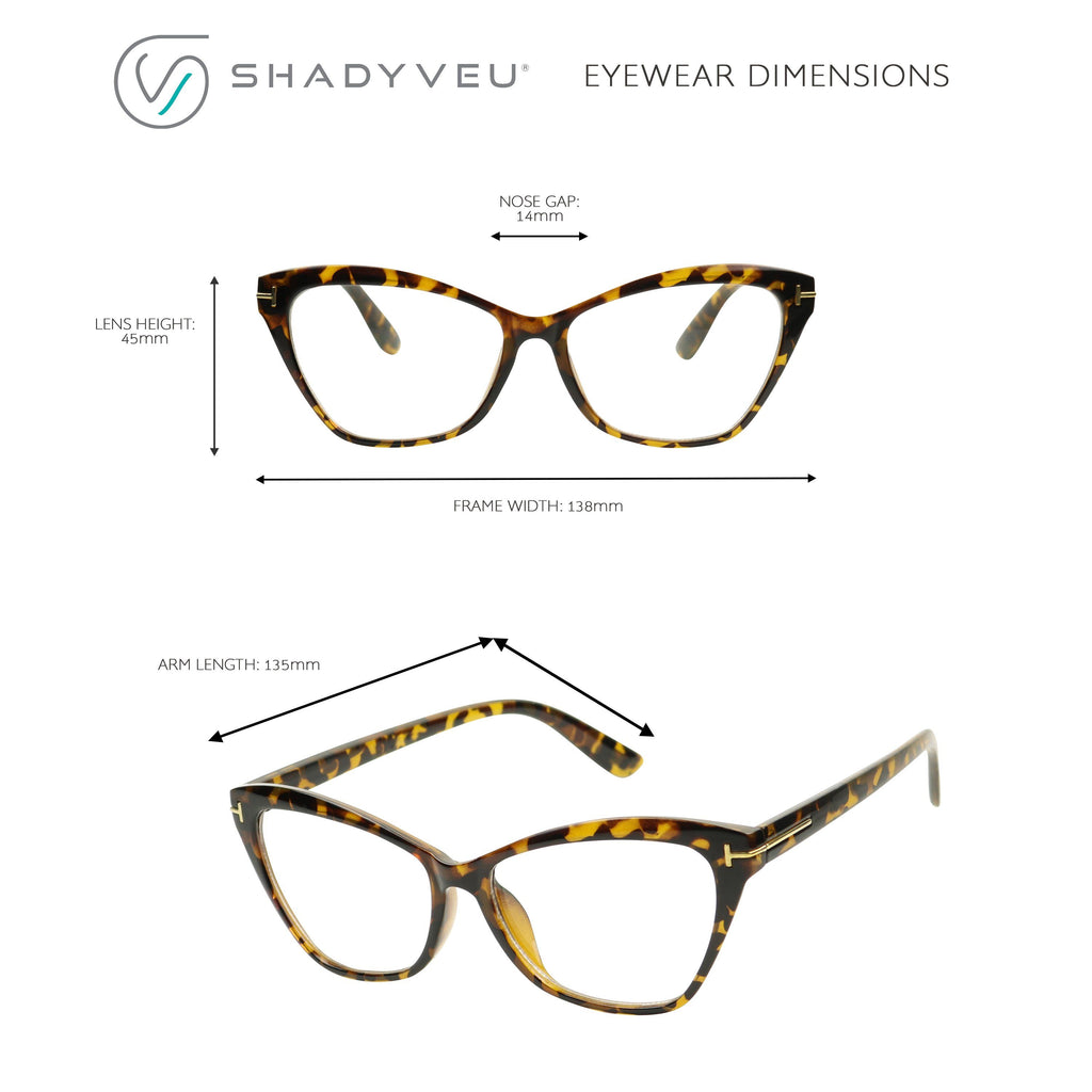 b0db2e36488 ... LEXY Sophisticated Cat Eye Chic Vintage Designer Clear Lens Glasses -  ShadyVEU