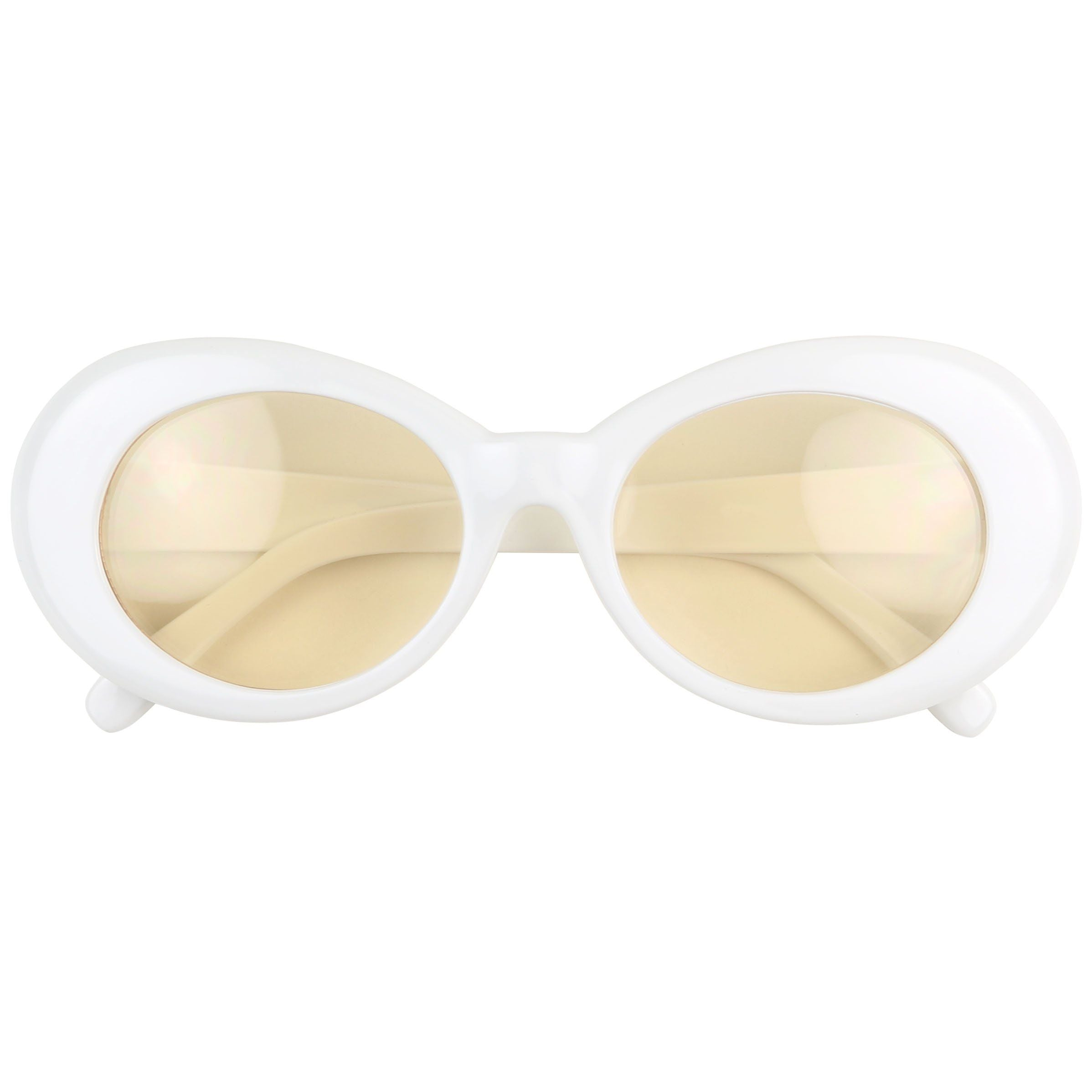 970f89d7913 KANDI Oval Retro Sunglasses - ShadyVEU ...