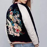 The Stunner Bomber Jacket