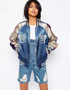 Cool As Ice Bomber Jacket