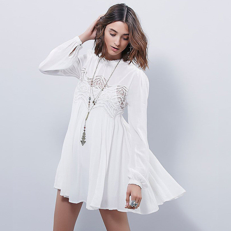 Lady Femme Tunic Dress
