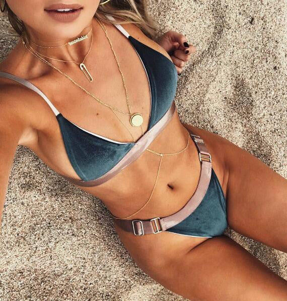 The Corrine Bikini Set