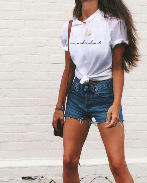 Classic tee, tshirt, cheap, sale, promo, discount, urban outfitters, free people, nasty gal, trendy, hipster, hip, cotton, the blonde salad, blogger, Sincerely jules, stylescrapbook  alexis ren  wanderlust