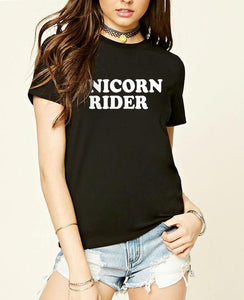 Unicorn Tee, Tees, awesome magic real believe, asos, nasty gal, unicorns, sale cheap promo discount, T-shirt, tshirt, unicorn festival co, urban outfitters,