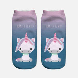 Unicorn socks, rock out, pair, set, unicorns, real, believe, fun, cute, asos, cheap sale promo discount, asos, nasty gal, unicorn festival co, festival, pink wild born