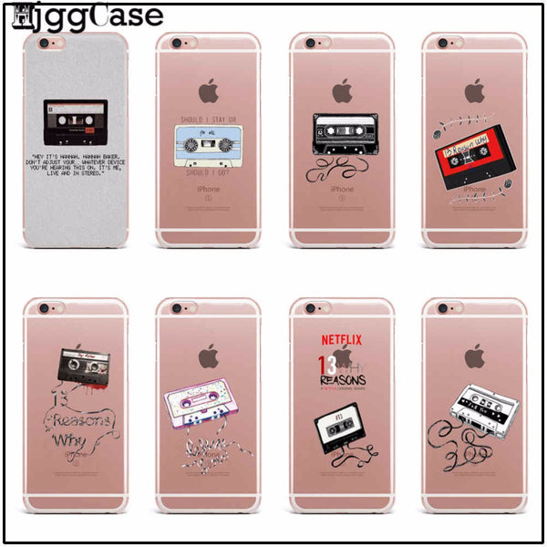 13 Reasons Why Clear Plastic iPhone Cases