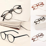 Lola Retro clear spectacles