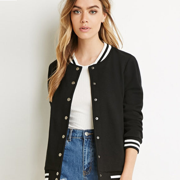 Classic Varsity High Jacket