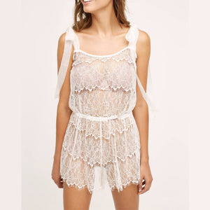 delicate lace dress. lingerie bralette sale coupon promo for love and lemons gooseberry intimates, free people nasty gal sexy skivvies girlie tiger mist nightie