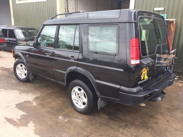 CURRENTLY BREAKING... 2000 LAND ROVER DISCOVERY 2 - 2.5L TD5 ES MANUAL