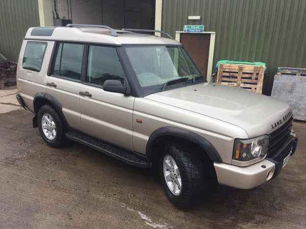 CURRENTLY BREAKING... 2003 LAND ROVER DISCOVERY 2 (FACELIFT) - 2.5L TD5 (15P) GS MANUAL