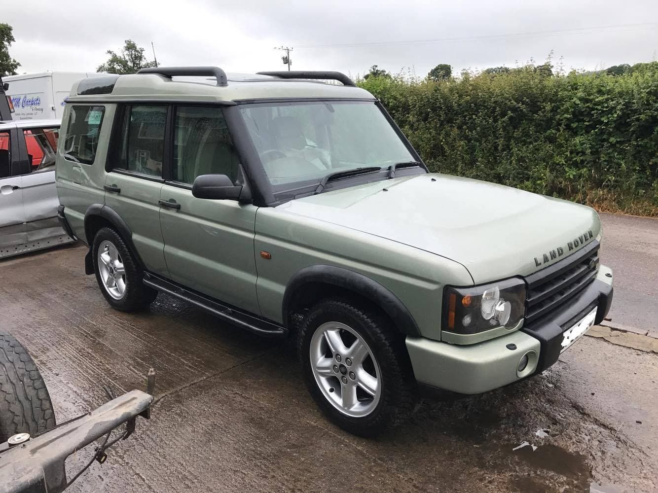 Land Rover Discovery 2 >> Currently Breaking 2003 Land Rover Discovery 2 Facelift 2 5l