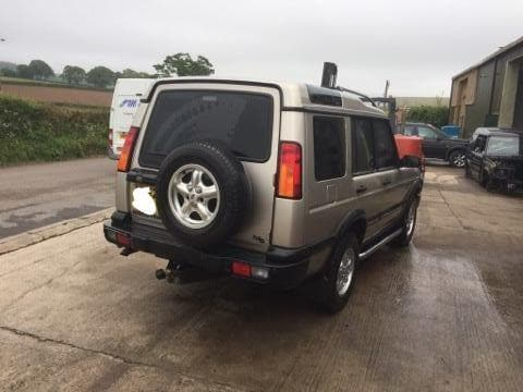 CURRENTLY BREAKING... 2002 LAND ROVER DISCOVERY 2 (FACELIFT) - 2.5L TD5 GS MANUAL