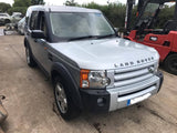 CURRENTLY BREAKING... 2006 LAND ROVER DISCOVERY 3 - 2.7 TDV6 S AUTO SILVER