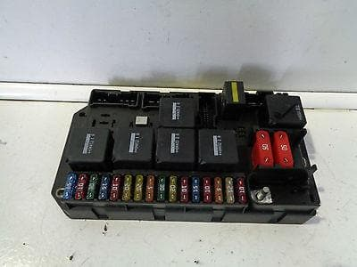 2007 - 2010 VW TOUAREG 3.0 TDI 7L FUSE BOX / BOARD AS PICTURED