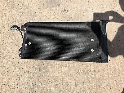 2002-07 VW TOUAREG 7L 2.5 TDI BAC RADIATOR PACK FANS AIR CON RAD + RADIATOR