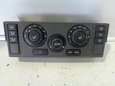 LAND ROVER DISCOVERY 3 HSE HEATER CONTROL PANEL JFC000657WUX XXX