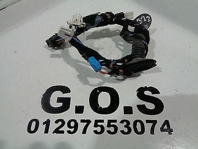 RANGE ROVER L322 LOWER TAILGATE / BOOT WIRING LOOM HARNESS