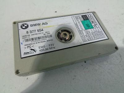 2001 - 06 BMW X5 E53 BOOSTER AMPLIFIER TRAP 8377654