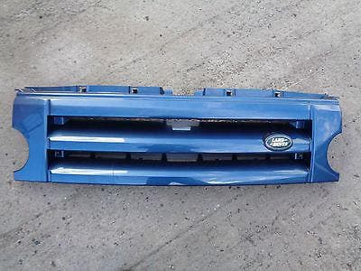 LAND ROVER DISCOVERY 3 FRONT GRILLE IN CAIRNS BLUE LRC 849 XXX
