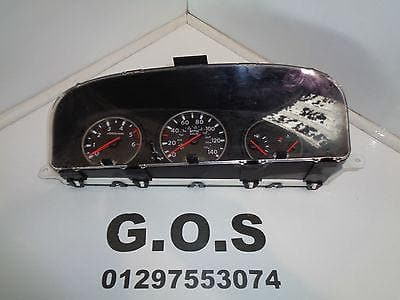 2004 - 2007 NISSAN X-TRAIL T30 2.2 DCI FACELIFT INSTRUMENT CLUSTER EQ311FF