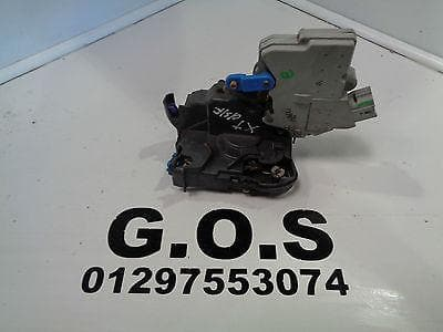 2001 -07 NISSAN X-TRAIL T30 OFF SIDE FRONT DOOR LOCK ACTUATOR SOLENOID MOTOR OSF