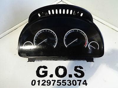 BMW 730d Instrument Cluster F01 F02 7 Series 92109202790