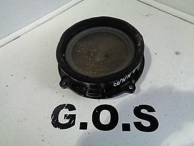 2004 - 2009 LAND ROVER DISCOVERY 3 DOOR SPEAKER PART NUMBER XQM500270