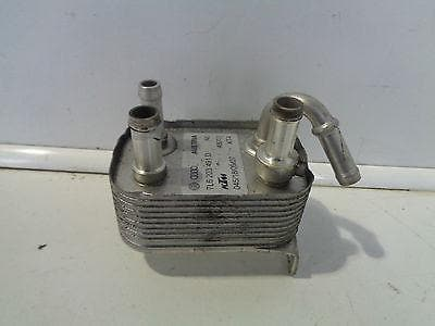 2007 - 2010 VW TOUAREG 3.0 TDI 7L DIESEL FUEL COOLER PART NUMBER 7L6 203 491 D