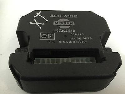 2002 - 2007 NISSAN X-TRAIL T30 ALARM ECU / MODULE PART NUMBER: ACU7202