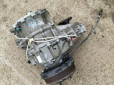 97-13 NISSAN PATROL GR Y61 3.0 ZD30 TRANSFER BOX ASSEMBLY FROM MANUAL CAR 63K