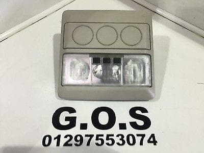 LAND ROVER DISCOVERY 3 MIDDLE INTERIOR MAP LIGHT XDE500420LUM XXX