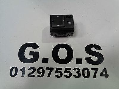 04 - 07 NISSAN X-TRAIL T30 ELECTRIC MIRROR SWITCH CONTROLLER N0N POWER FOLD