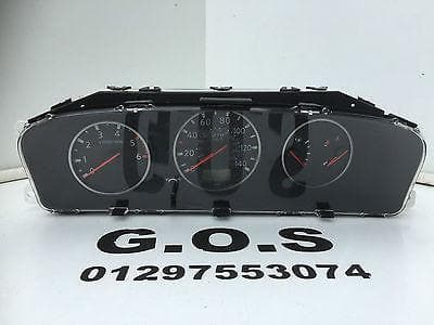 2004 - 2007 NISSAN X-TRAIL T30 2.2 DCI FACELIFT INSTRUMENT CLUSTER EQ320FU