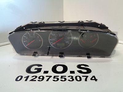 2004 - 2007 NISSAN X-TRAIL T30 2.2 DCI FACELIFT INSTRUMENT CLUSTER EQ310 FE