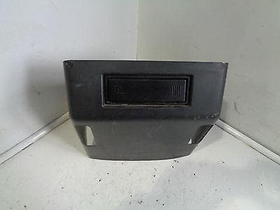 1998 - 2004 LAND ROVER DISCOVERY 2 TD5 V8 REAR CENTRE CONSOLE IN GREY & ASHTRAY