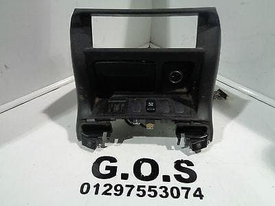 MITSUBISHI SHOGUN MK3 LOWER CENTRE CONSOLE ASHTRAY WITH DIFF LOCK XXX