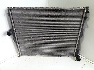 2004 - 2010 BMW X3 3.0D ENGINE COOLING RADIATOR 3403470.A 3414986.9D 3122215