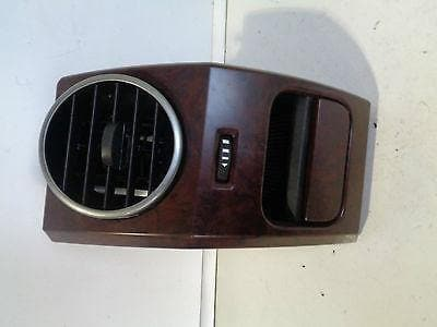 04 - 09 LAND ROVER DISCOVERY 3 NEAR SIDE PASSENGER CUP HOLDER WOOD FBD500110